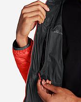 Мужской пуховик Eddie Bauer Mens IgniteLite Reversible Jacket FLAME, фото 3