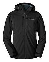 Мембранная куртка мужская  Eddie Bauer Mens Sandstone Thermal Jacket Black