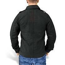 Зимняя куртка мужская Surplus Stonesbury Jacket Schwarz, фото 3