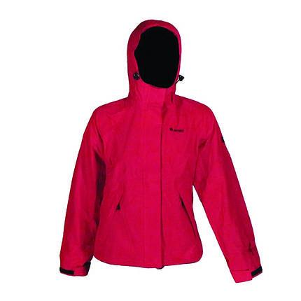 Демисезонная женская куртка Hi-Tec Lady Nera RED, фото 2