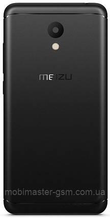 Задняя крышка Meizu M6 черная, фото 2