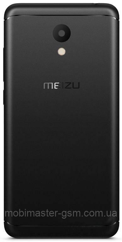 Задняя крышка Meizu M6 черная