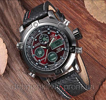 Часы армейские AMST 3022 + Нож-кредитка