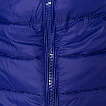Женский пуховик Geox W3225A COBALT BLUE, фото 2