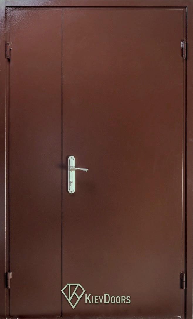 Металлические полуторные входные двери метал/ДСП наружные на улицу