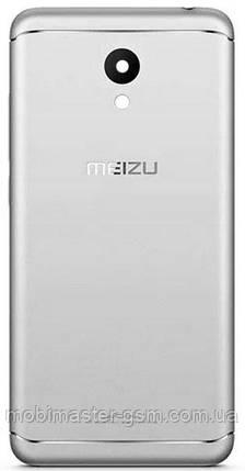 Задняя крышка Meizu M6 silver, фото 2