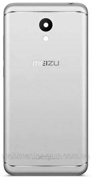 Задняя крышка Meizu M6 silver