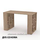 Стол письменный Студент-3 для ноутбука, фото 7