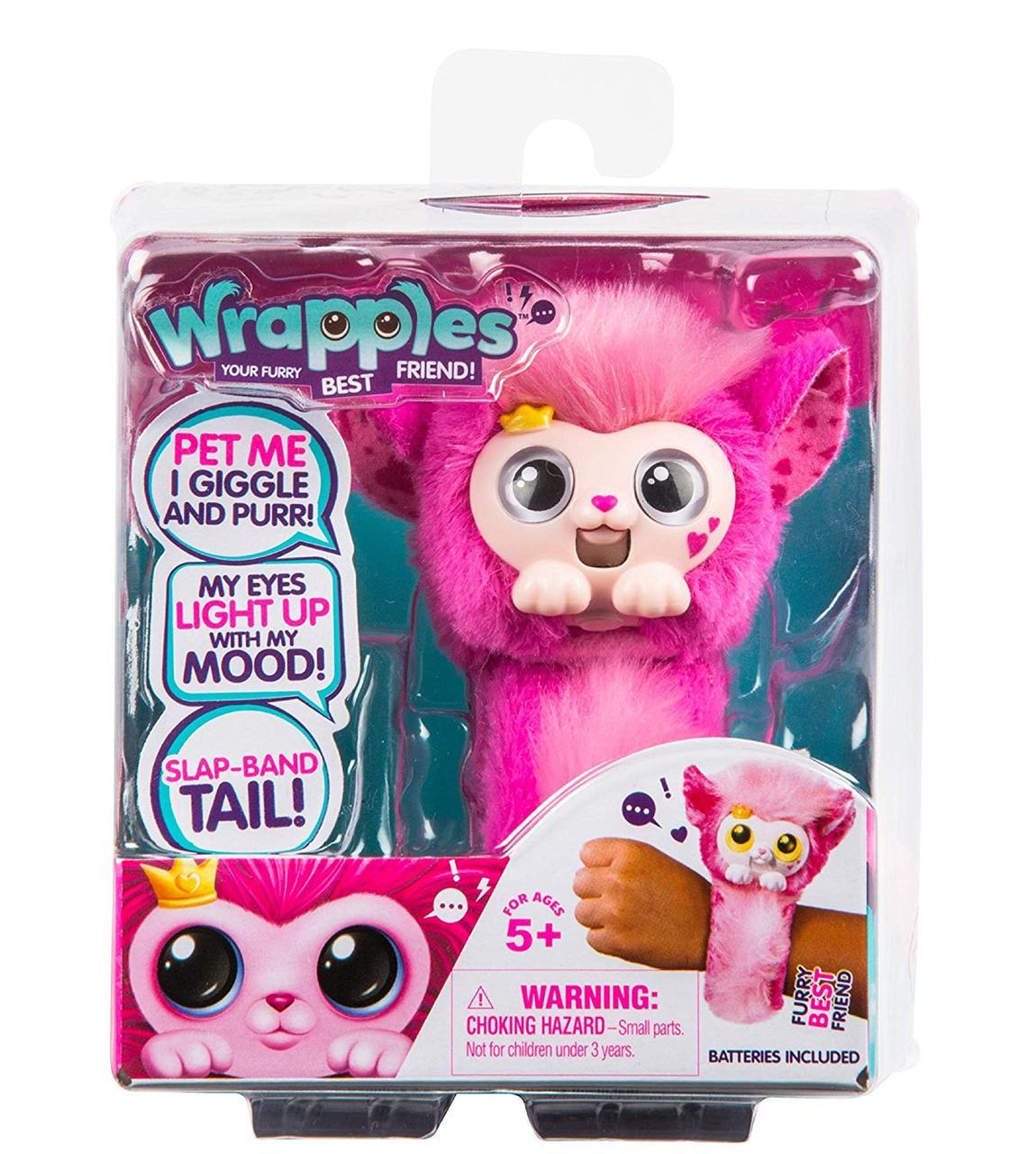 Интерактивная игрушка - браслет Little Live Wrapples - Princeza