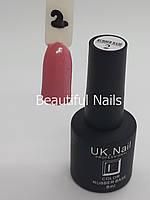 База для ногтей цветная UK.Nail Color Rubber Base№2  8 мл.