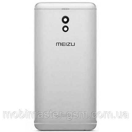 Задняя крышка Meizu M6 Note silver, фото 2