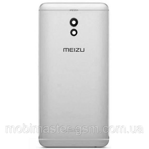 Задняя крышка Meizu M6 Note silver