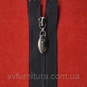Молния металл 3 Fashion никель 322 12см