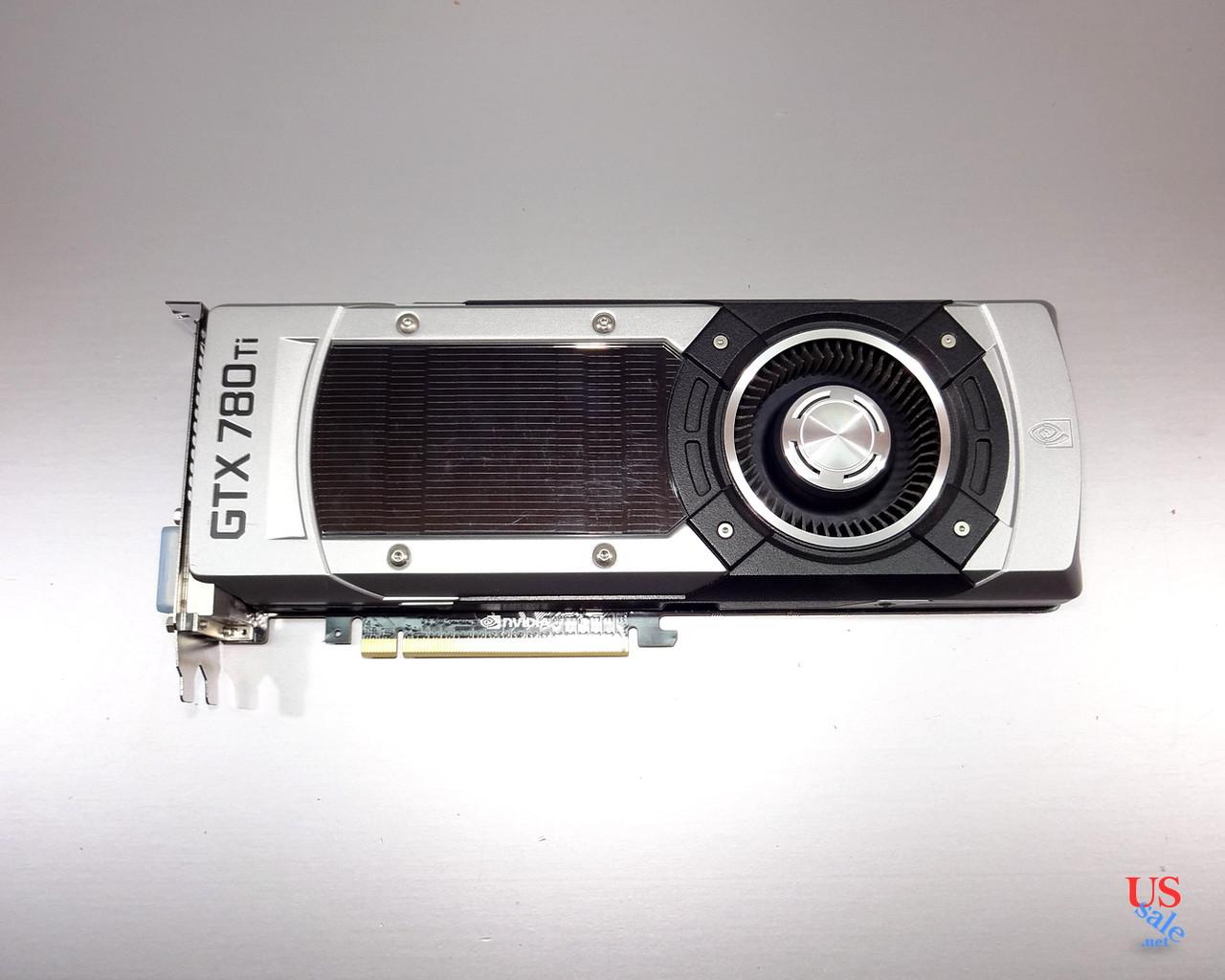 Видеокарта Asus GeForce GTX 780 Ti 3Gb. Покупка без риска! Гарантия!