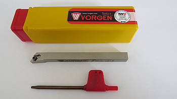 Резец проходной подрезной с механическим креплением 8х8х100 SDJCR H07 Vorgen