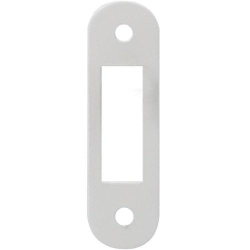 Ответная планка AGB к мех-му WC без отбойника белая