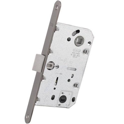 Механизмы для межкомнатных дверей AGB Mediana Evolution WC титан