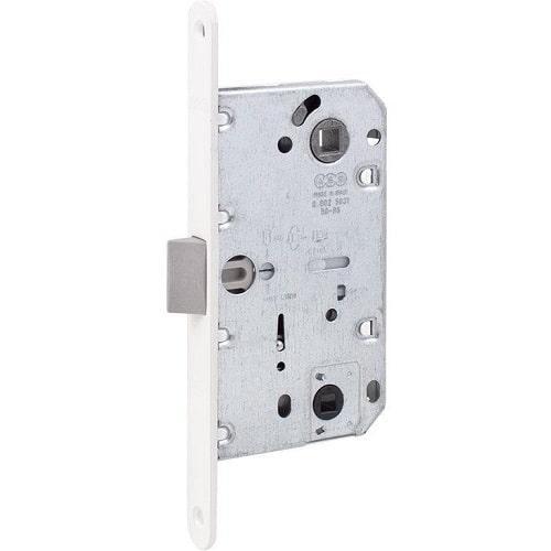 Механизмы для межкомнатных дверей AGB Mediana Evolution WC белый