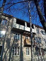 Установка балкона под ключ, фото 2