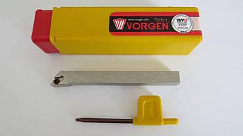 Резец проходной подрезной с механическим креплением 10х10х100 SDJCR H07 Vorgen
