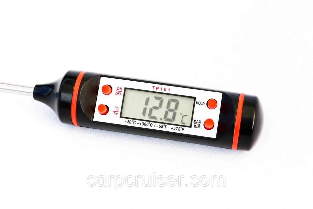 Электронный пищевой термометр TP101 (-50 до +300 ºС)