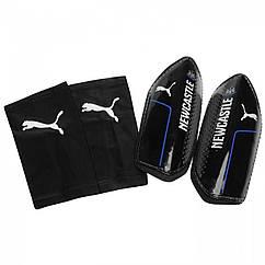 Футбольні щитки Puma - Newcastle United FC Оригінал.