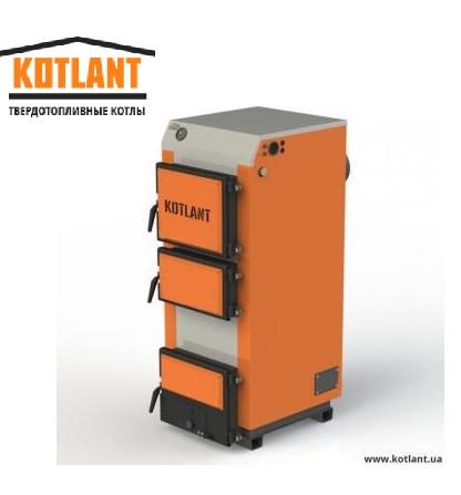 Твердотопливные котлы серии КГ (15-75 кВт)
