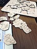 Пазлы Животные, фанера, т. 8 мм, размер 30х30 см. TERMOIZOL®, фото 3