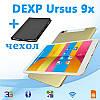 """Недорогой Планшет - Телефон DEXP Ursus 9X 3G  9.7"""" Retina Батарея 10000 mah +Чехол"""
