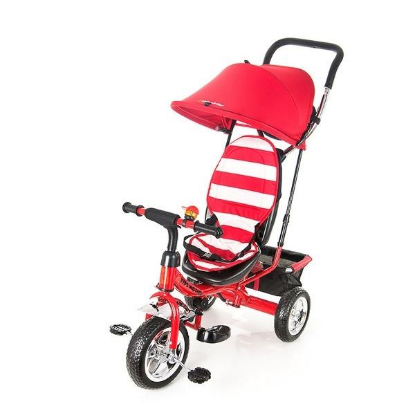 Велосипед трехколесный KidzMotion Tobi Junior Red.