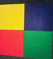 Резиновая плитка ST EPDM 500x500x20 (30, 40) мм
