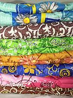 Одеяло демисезонное холлофайбер двуспальное 180х210