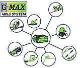 Аккумуляторная цепная пила GreenWorks GD40CS40K4 G-MAX 40V  DigiPro GD40CS40K4 (20312), фото 10