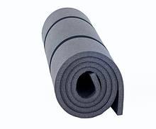 Каремат туристический, серый, т. 12 мм, размер 60х180 см, производитель Украина, TERMOIZOL®
