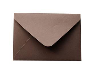 Конверты из матовой дизайнерской бумаги, 162x113 мм