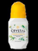 Натуральный роликовый дезодорант Кристалл с экстрактами ромашки и зеленого чая, 66 мл (США)
