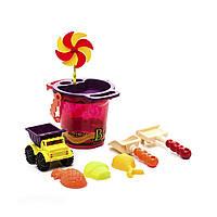 Игровой набор Battat Ведерце манго 9 предметов (BX1331Z), фото 1