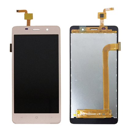 Дисплей + сенсор для Bravis A504 Trace Dual Sim Gold, фото 2