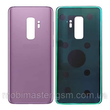 Задняя крышка Samsung G965 Galaxy S9 Plus lilac purple, фото 2