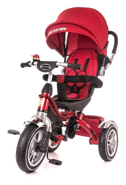 Велосипед трехколесный KidzMotion Tobi Pro Red.