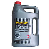 Масло моторное TEXACO HAVOLINE ULTRA S 5W-40 5л, синтетическое моторное масло