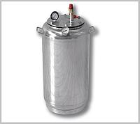 Автоклав А 32 газ ( 21 банок- 1л 32 банок-0,5 л) из нержавеющей стали, фото 1