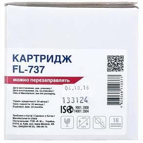 Картридж FREE Label CANON 737 (для MF211/ 212/ 216/ 217/ 226/ 229 Series) (FL-737), фото 2