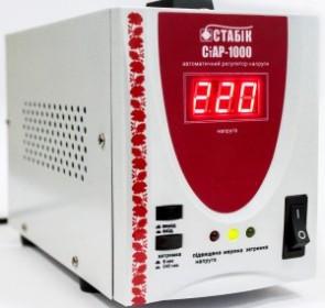 Релейный стабилизатор СТАР-1000 для котла или ПК, Стабик