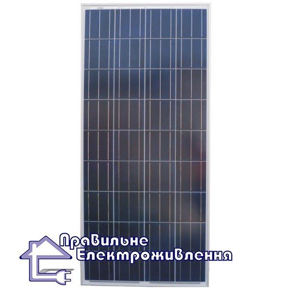 Сонячна панель Axioma Energy AX-160P (полікристал, 36 комірок, 3bb)