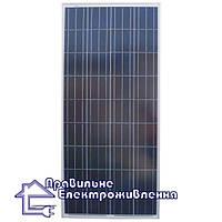 Сонячна панель Axioma Energy AX-160P (полікристал, 36 комірок, 3bb), фото 1