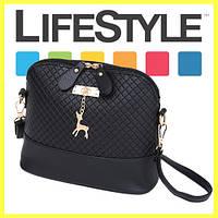 Женская сумка клатч Бэмби