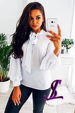 Блузка на завязке , фото 3