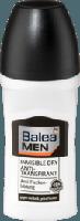 Дезодорант шариковый Balea men deo roll Invisible 50мл.