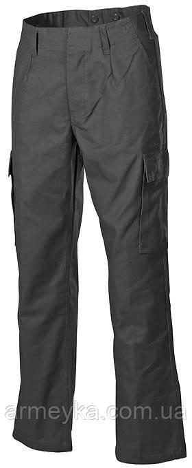 BW Moleskin брюки,олива